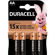 Grund Duracell AA 4 Stück - Einwegbatterie