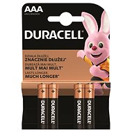 Duracell Basic AAA 4 Stück - Einwegbatterie