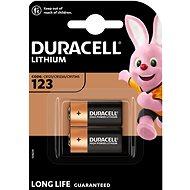 Duracell Ultra-Batterien CR123 2 Stk. - Einwegbatterie