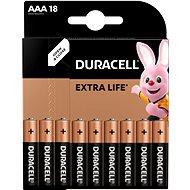 Duracell Basic AAA 18 Stück - Einwegbatterie