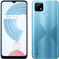 Realme C21 32 GB - blau - Handy