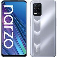Realme Narzo 30 5G 128GB silver - Mobile Phone