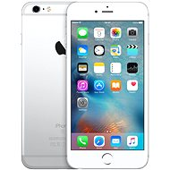 iPhone 6s Plus 32GB Silver - Handy