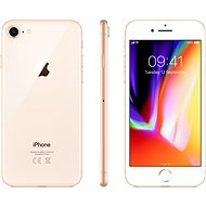iPhone 8 128 GB Gold - Handy