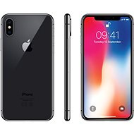 iPhone X 64GB Space-Grau - Handy