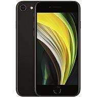 iPhone SE 256GB schwarz 2020 - Handy