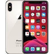 iPhone X 64 GB silber - refurbished - Handy
