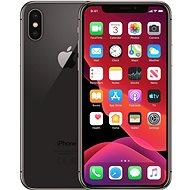 iPhone X 64 GB Space Grey - refurbished - Handy