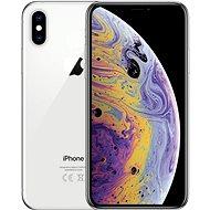 iPhone Xs 64 GB Silber - refurbished - Handy