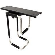 OEM PC-Halter unter die Tischplatte, drehbar, schwarz, bis 30 kg - PC-Halter