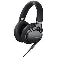 Sony Hi-Res MDR-1AM2 Schwarz - Kopfhörer mit Mikrofon