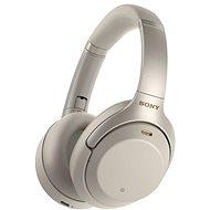 Sony Hi-Res WH-1000XM2, Platinsilber - Kopfhörer