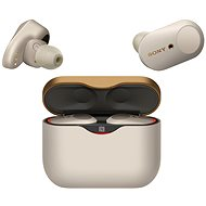 Sony WF-1000XM3 Silber - Kabellose Kopfhörer