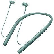 Sony Hi-Res WI-H700 Grün - Drahtlose Kopfhörer