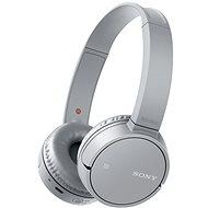 Sony WH-CH500 Kopfhörer Weiß-Grau - Kopfhörer mit Mikrofon