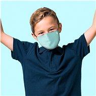 Roncato Gesichtsmaske mit Viraloff, Größe XS (6-12 Jahre), HELLBLAU - Gesichtsmaske
