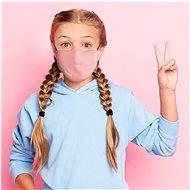 Roncato Kinder-Gesichtsmaske mit Viraloff, Größe XS (6-12 Jahre), ROSA - Gesichtsmaske