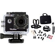 Rollei ActionCam 372 + kompletter Outdoor-Zubehörsatz - Digitalkamera