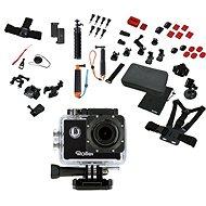 Rollei ActionCam 372 + komplettes Zubehörset 49tlg - Outdoor-Kamera