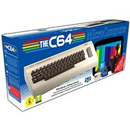 Retro-Konsole Commodore C64 Maxi - Spielkonsole
