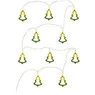 RETLUX RXL 286 Weihnachtsbäume 10 LED GR. WW TM - Weihnachtskette