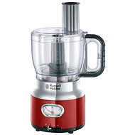 Russell Hobbs 25180-56 Retro Food Processor Red - Küchenmaschine