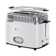 Russell Hobbs 21683-56 Retro 2SL Toaster Weiß - Toaster