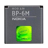 Nokia BP-6M Li-Ion 1070 mAh Bulk - Akku
