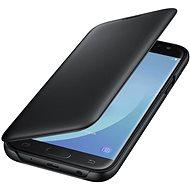 Samsung EF-WJ530C Flip Wallet für Samsung Galaxy J5 schwarz - Handyhülle