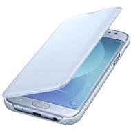 Samsung Wallet Cover Galaxy J5 (2017) EF-WJ530C blau - Handyhülle