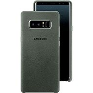 Samsung EF-XN950A Alcantara Cover für Galaxy Note8 khaki - Schutzhülle