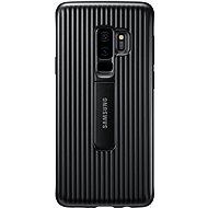 Samsung Galaxy S9+ Protective Standing Cover schwarz - Schutzhülle