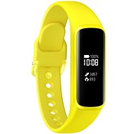 Samsung Galaxy Fit e Yellow - Fitness-Armband