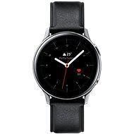 Samsung Galaxy Watch Active 2 40 mm LTE (Stainless Steel) Silber - Smartwatch