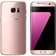 Samsung Galaxy S7 Edge Pink Gold - Handy