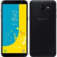 Samsung Galaxy J6 schwarz - Handy