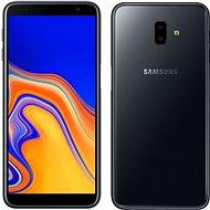 Samsung Galaxy J6 + Dual SIM schwarz - Handy