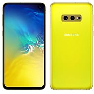 Samsung Galaxy S10e Dual-SIM-Gelb - Handy