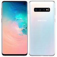 Samsung Galaxy S10 Dual SIM 128 GB weiß - Handy