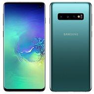 Samsung Galaxy S10 Dual SIM 128 GB Grün - Handy