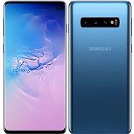 Samsung galaxy S10 Dual Sim 128 GB blau - Handy