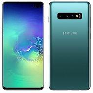 Samsung Galaxy S10 + Dual SIM 128 GB grün - Handy