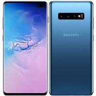 Samsung Galaxy S10+ Dual SIM 128 GB Smartphone blau - Handy