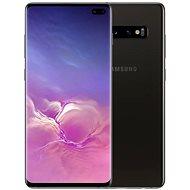 Samsung Galaxy S10+ Dual SIM 128 GB Keramik schwarz - Handy
