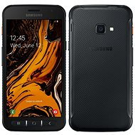 Samsung Galaxy Xcover 4S Schwarz - Handy