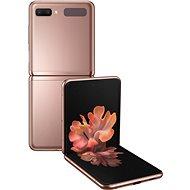 Samsung Galaxy Z Flip 5G Bronzefarben - Handy