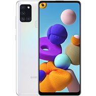 Samsung Galaxy A21s 32 GB weiß - Handy
