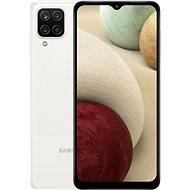 Mobiltelefon Samsung Galaxy A12 64 GB - weiß - Handy