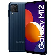 Samsung Galaxy M12 64 GB - schwarz - Handy