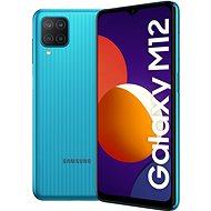 Samsung Galaxy M12 128 GB - grün - Handy